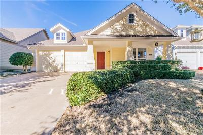 Fort Worth TX Single Family Home For Sale: $254,900