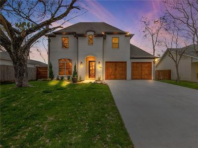 Fort Worth Single Family Home For Sale: 709 N Bailey Avenue