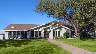 Dallas Single Family Home For Sale: 7107 Lakehurst Avenue