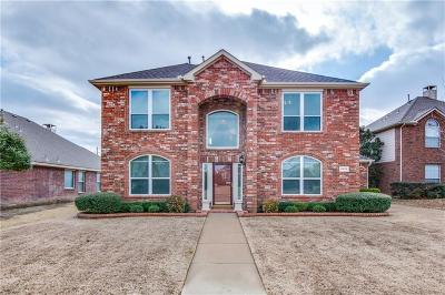 Collin County Single Family Home For Sale: 9605 Shelby Place