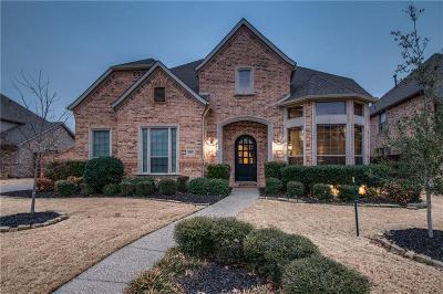 Frisco Single Family Home For Sale: 1261 Gladewater Drive