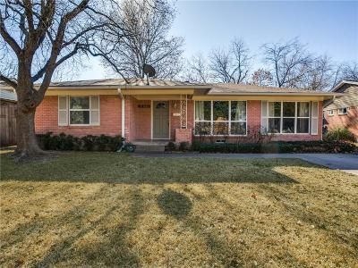 Single Family Home For Sale: 9034 Longmont Drive