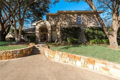 Coppell Single Family Home For Sale: 508 Briarglen Drive