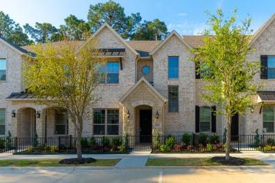 Flower Mound Townhouse For Sale: 2225 Zenith Avenue