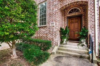 Townhouse For Sale: 3979 Travis Street