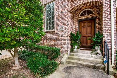 Dallas Townhouse For Sale: 3979 Travis Street