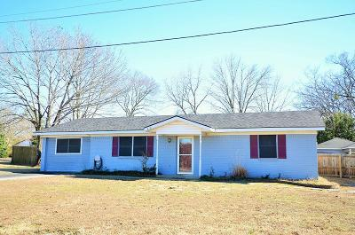Canton TX Single Family Home For Sale: $120,000