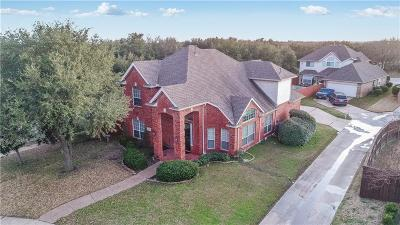 Irving Single Family Home For Sale: 10201 Perkins Drive