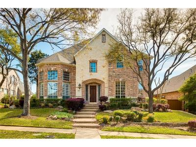 Frisco Single Family Home For Sale: 4897 Voyager Drive