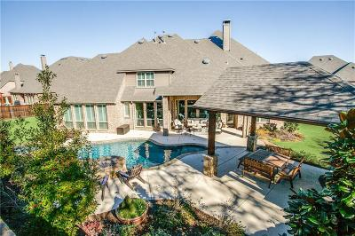 Keller Single Family Home For Sale: 1200 Ridgeway Drive