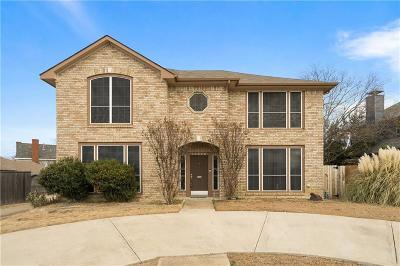 Dallas Single Family Home For Sale: 18220 Kelly Boulevard