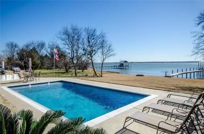 Corsicana Single Family Home For Sale: 1146 The Shores Drive