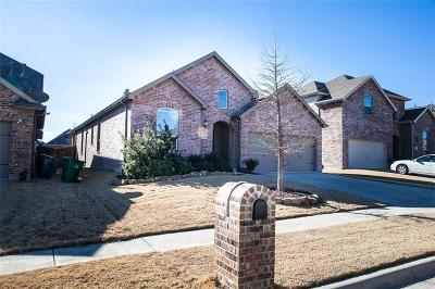 McKinney Single Family Home For Sale: 5201 Datewood Lane