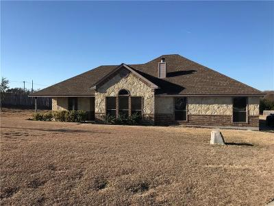Weatherford Single Family Home For Sale: 109 Tay Court