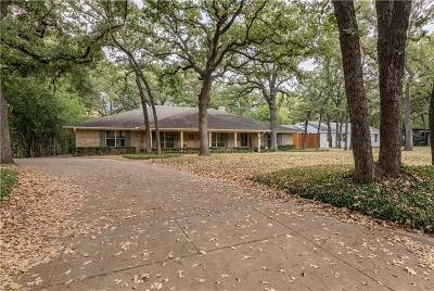 Arlington Single Family Home Active Option Contract: 1129 Forrest Drive