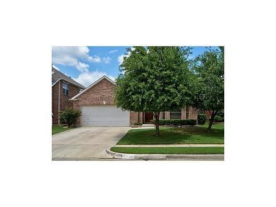 Fort Worth Single Family Home For Sale: 13237 Spinning Glen Street