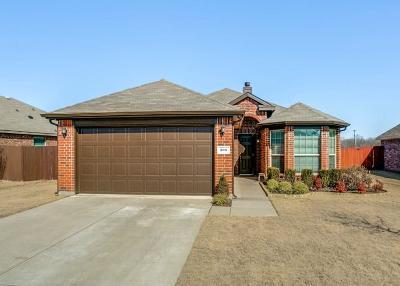 Josephine Single Family Home For Sale: 308 Fountain View Lane