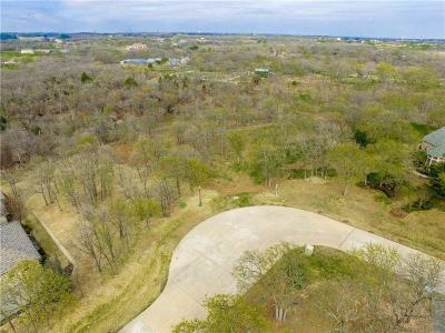 Flower Mound Residential Lots & Land Active Option Contract: 6204 Sawgrass Court