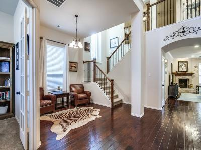 Fort Worth Single Family Home For Sale: 1165 Crest Meadow Drive