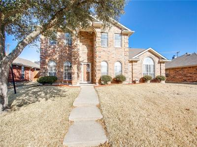 Rowlett Single Family Home For Sale: 8817 Barton Creek Drive
