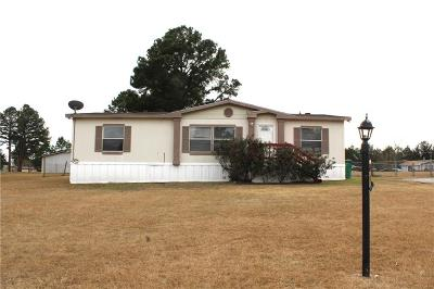 Tyler Single Family Home Active Option Contract: 10977 Littlefield Drive