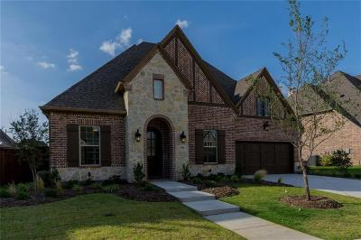 Prosper Single Family Home For Sale: 910 Greenbriar Lane