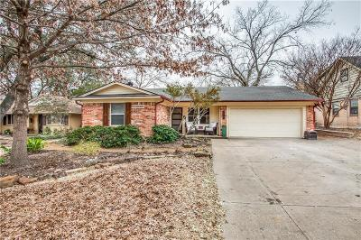 Single Family Home Active Option Contract: 1233 Evergreen Drive