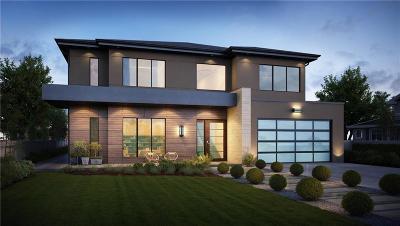 Dallas Single Family Home For Sale: 3850 Clover Lane