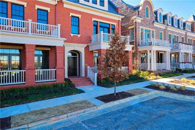 Southlake Townhouse For Sale: 1547 Meeting Street