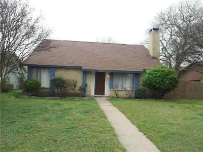 Garland Residential Lease For Lease: 2826 Royalty Drive