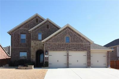 Fort Worth Single Family Home For Sale: 14408 Seventeen Lakes Boulevard
