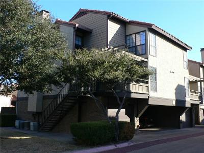 Dallas Condo For Sale: 4800 Northway Drive #12A