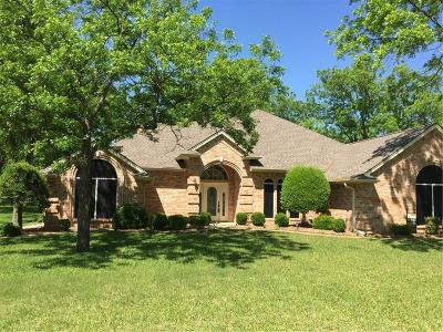 Granbury Single Family Home For Sale: 5812 Long Drive