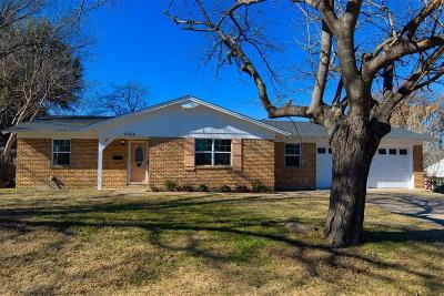 Fort Worth Single Family Home For Sale: 5308 Westcreek Drive