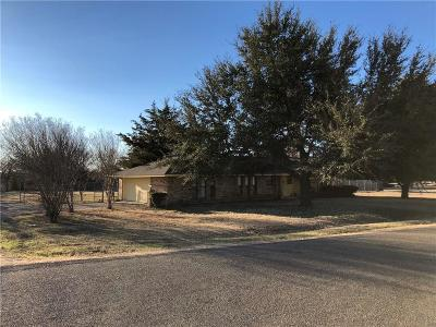 Red Oak Single Family Home Active Option Contract: 202 Josey Lane