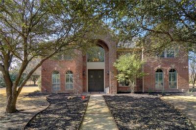 Argyle Single Family Home Active Option Contract: 1320 E Hickory Hill Road
