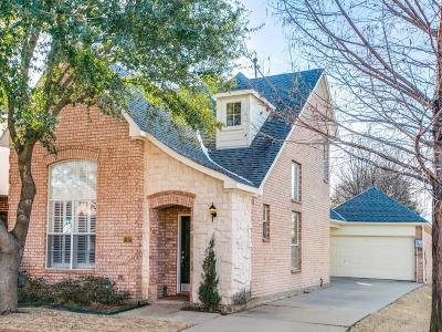 Frisco Single Family Home For Sale: 11123 Gregory Lane