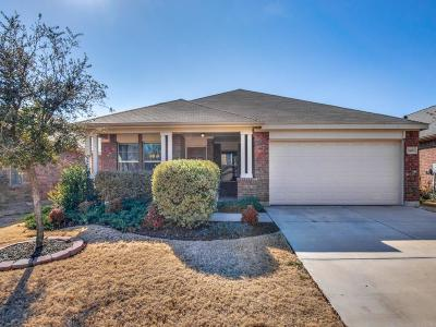 Denton Single Family Home For Sale: 5601 Balmorhea Drive