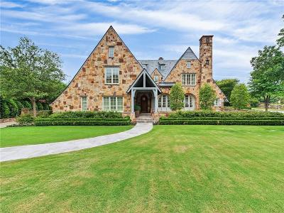 Southlake, Westlake, Trophy Club Single Family Home For Sale: 2001 Wood Thrush Court