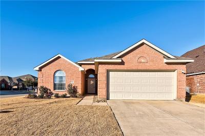 Little Elm Single Family Home For Sale: 15028 Spruce Street