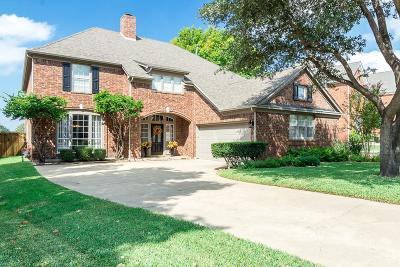 Richardson Single Family Home For Sale: 3111 Wyndham Lane