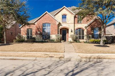 Allen Single Family Home For Sale: 902 Crestmoor Drive