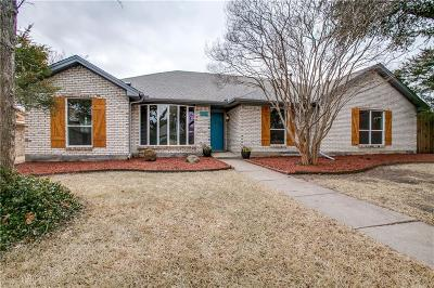 Plano Single Family Home For Sale: 3228 Cross Bend Road