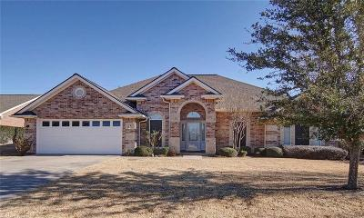 Stephenville TX Single Family Home Active Option Contract: $199,000