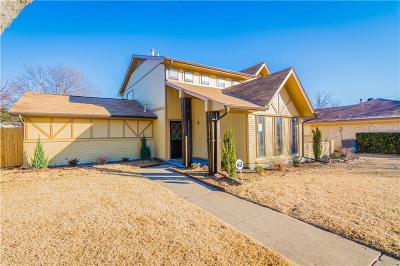 Garland Single Family Home For Sale: 1409 Leicester Street