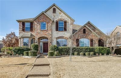 Frisco Single Family Home For Sale: 8303 Shady Shore Drive