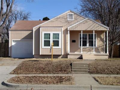 Fort Worth Single Family Home For Sale: 3017 James Avenue