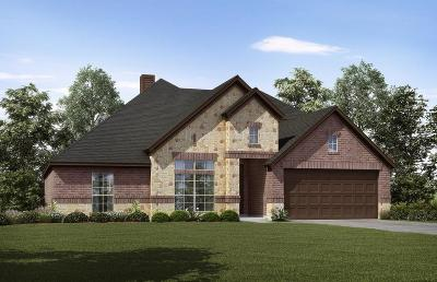 Fort Worth Single Family Home For Sale: 8717 Grassy Hill Lane