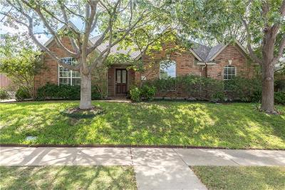 McKinney Single Family Home For Sale: 6013 Crimson Drive