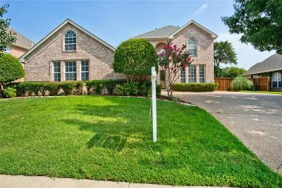Bedford, Euless, Hurst Single Family Home For Sale: 1021 Carousel Drive